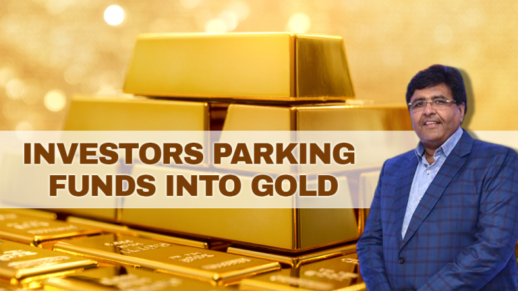Investors Parking Funds Into Golds